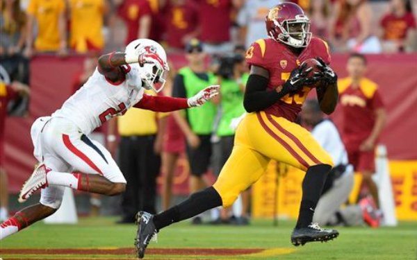 USC bars tight end Bryce Dixon from return to football team
