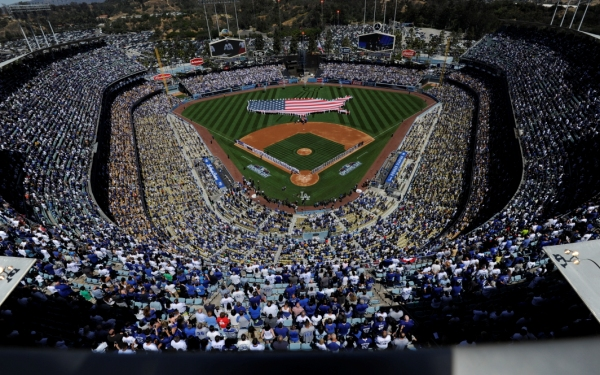 The Dodgers will offer six promotions from August 28-September 2