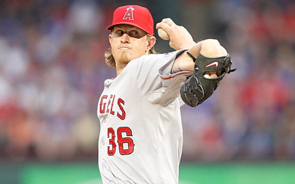 Angels' Jered Weaver has been more deceptive and dominant with pitches