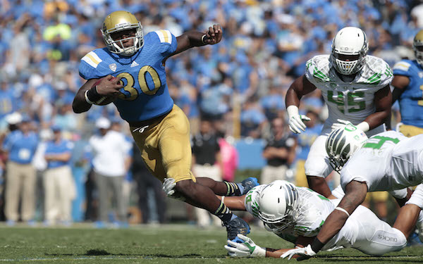 With Myles Jack lost for season, UCLA's depth will be tested again