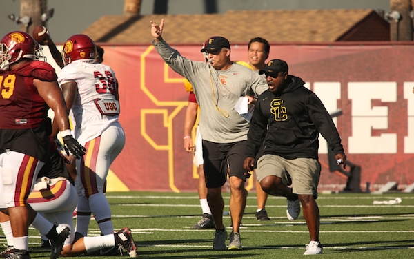 Pat Haden: Steve Sarkisian was fired because he failed to meet USC standards