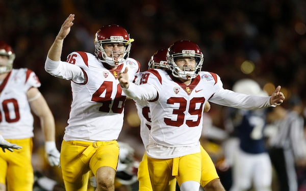 USC defeats Penn State after wild Rose Bowl comeback