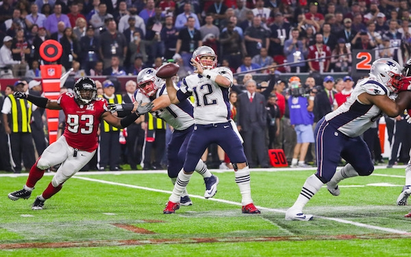 Patriots roar back, win Super Bowl in overtime