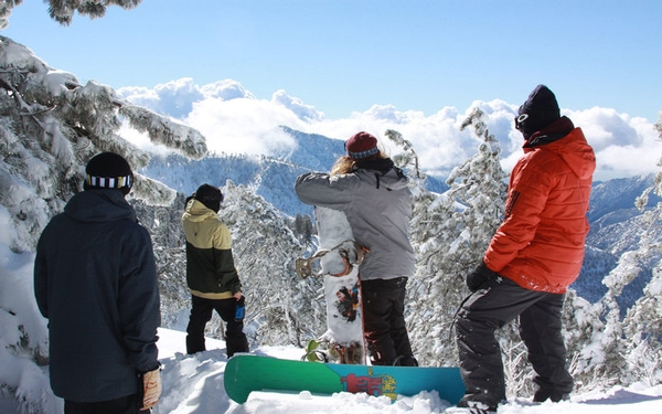 Mountain High Unveils Its Build-Your-Own 2017-18 Season Pass