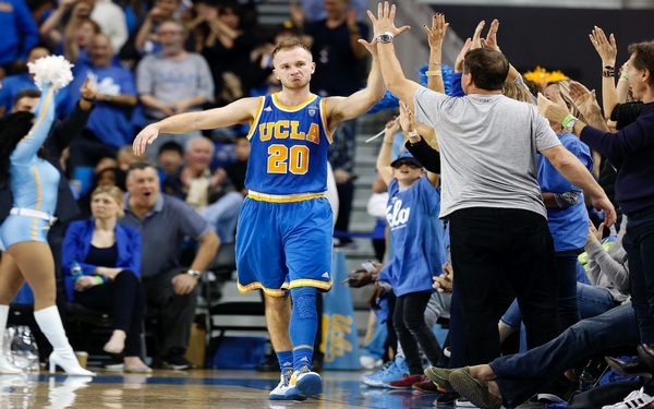 For UCLA basketball, the right class at the right time