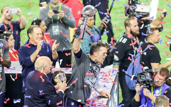 The 10 greatest moments in Super Bowl history