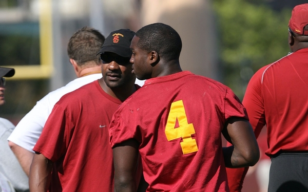 Former USC assistant coach Todd McNair continues legal fight with NCAA
