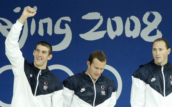 A grown-up Michael Phelps looks back on Beijing, 10 years later