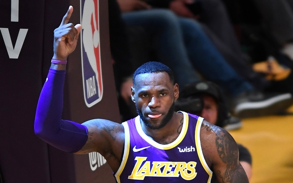 LeBron James' first season with Lakers is over