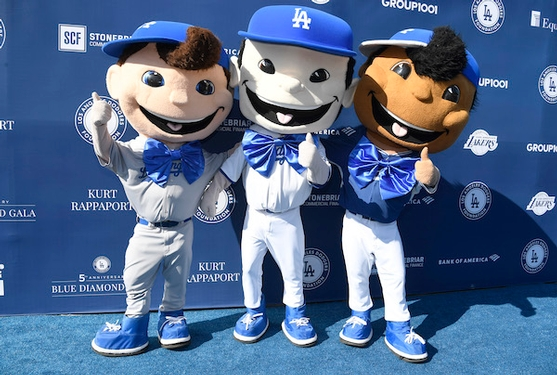 L.A. Dodgers Foundation Hosted Record-Breaking 5th Anniversary Blue Diamond Gala