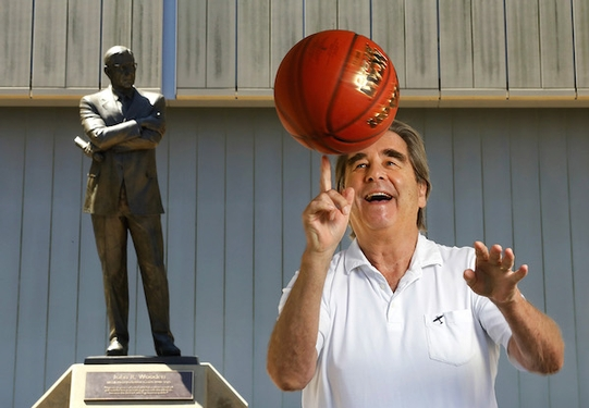 Q&A: Beau Bridges channels his former basketball coach, UCLA legend John Wooden