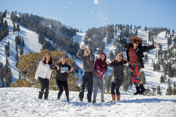 Mountain High Resorts Celebrates Biggest November in Decades!