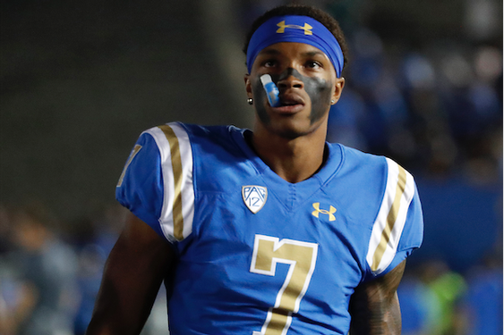 UCLA athletes will enter new world upon return to campus