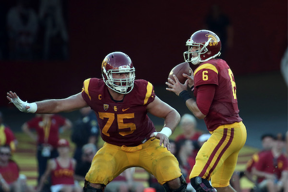 Former USC and Chargers center Max Tuerk dies at 26
