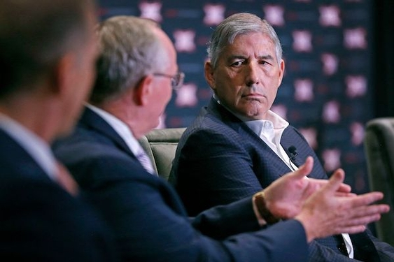 Big 12 Commissioner Bob Bowlsby says 'it's too early' to make call on fall sports season