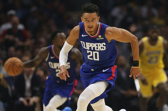 Clippers' Landry Shamet eases back into fold for the long haul