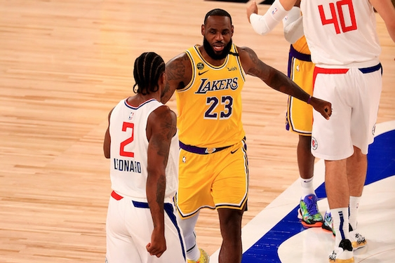 Bubble life couldn't diminish the passion of Lakers-Clippers rivalry