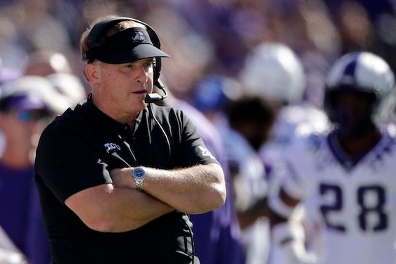 The lesson for TCU's Gary Patterson (or any coach) after incident involving racial slur
