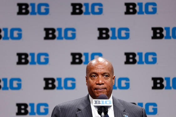 The Big Ten put the health of student-athletes first. It was the right decision