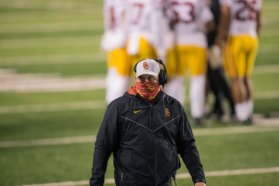 As COVID-19 cases mount throughout the Pac-12, USC's season appears in jeopardy