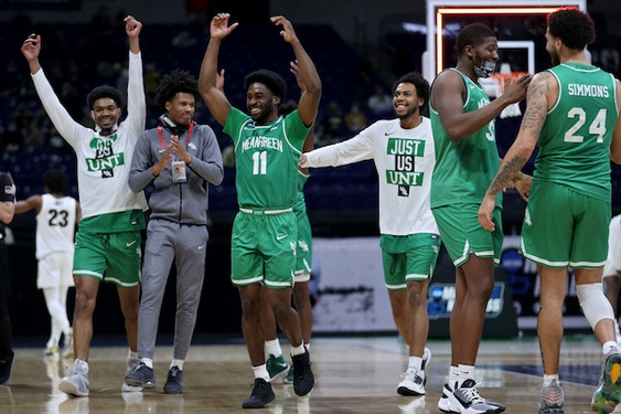North Texas upsets Purdue for first NCAA Tournament win in program history