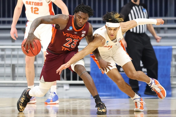 Florida slips by Virginia Tech in OT to advance in NCAA Tournament, face Oral Roberts on Sunday