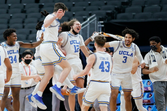 UCLA cruises past Abilene Christian and into to the Sweet 16