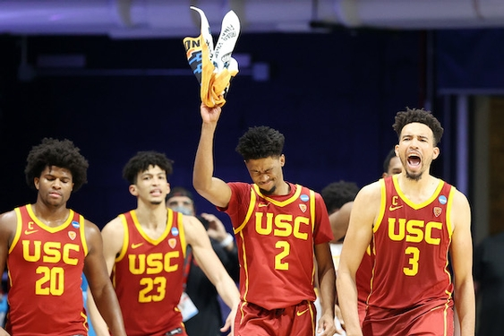 USC's improved three-point shooting could lead to deep NCAA tournament run