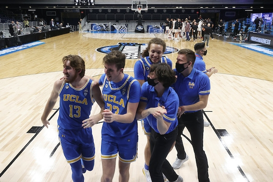 UCLA defeats Alabama in overtime thriller to reach NCAA tournament Elite Eight