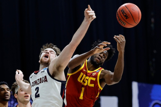 USC's Final Four dreams shattered in Elite Eight loss to top-seeded Gonzaga