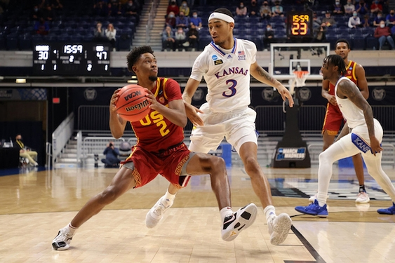 Tahj Eaddy will forego final year at USC and declare for NBA draft