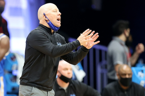 UCLA coach Mick Cronin gets two-year contract extension
