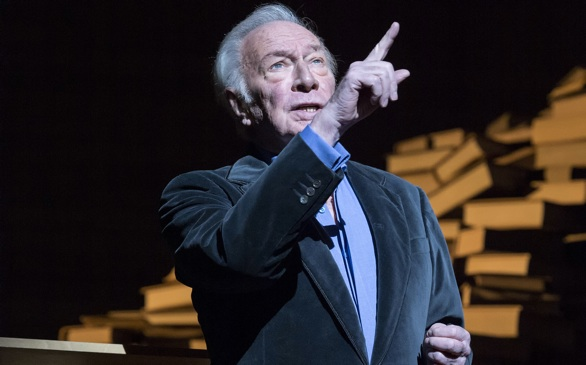 Christopher Plummer 'A Word or Two'