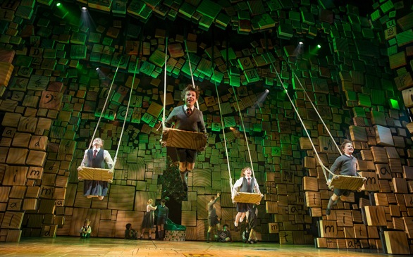 Broadway's 'Matilda the Musical' Goes on National Tour, Heads to L.A.