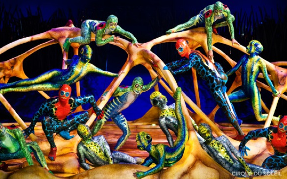 Cirque du Soleil's 'TOTEM' Beautifully Explores Evolution, Nature
