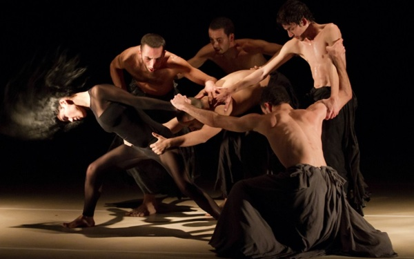 Kibbutz Contemporary Dance Co. to Perform at The Wallis: Use Code 'KCDC20' for Special Discount!