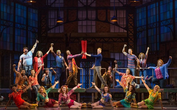 'Kinky Boots': Now - Nov. 30, 2014 @ Hollywood Pantages