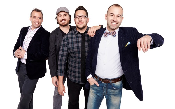 Impractical Jokers aka The Tenderloins, Serving Comedy Up
