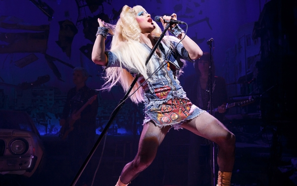 Darren Criss to reprise roll in Hedwig and the Angry Inch