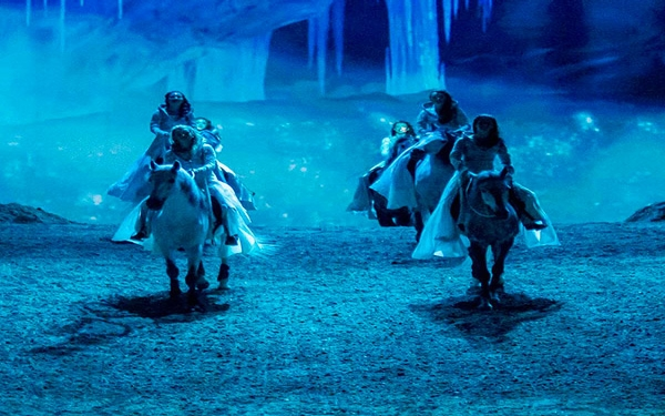 "Cavalia's ""Odysseo"" returns to Southern California"