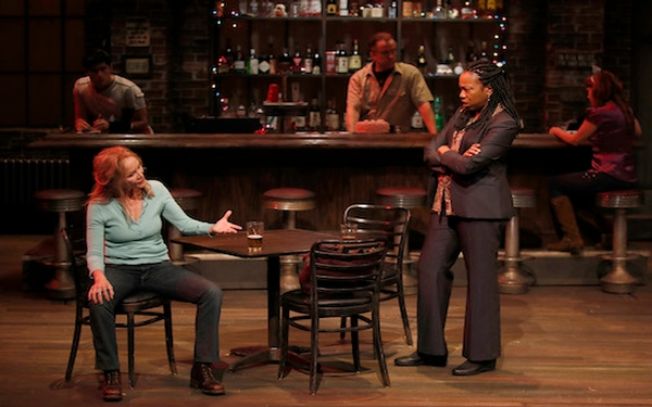 As blue collar jobs leave Penn., Lynn Nottage's 'Sweat' reveals the racial faultlines left behind