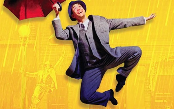 Singin' In The Rain at La Mirada Theatre (April 19 thru May 12)