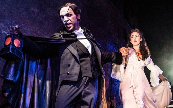 The Phantom of the Opera returns to the Hollywood Pantages theatre (June 6th - July 7th)