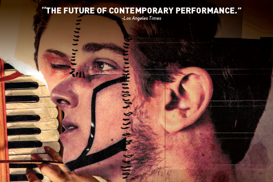 Frankenstein, An Amalgamation Of Dynamic Physical Theatre, Live Music and Experiential Design