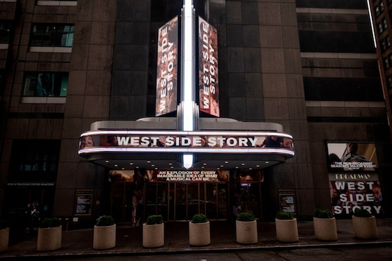 'West Side Story' blasts back to Broadway — kinetic, bloody and modern to the core