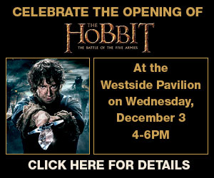 The Hobbit Release Party