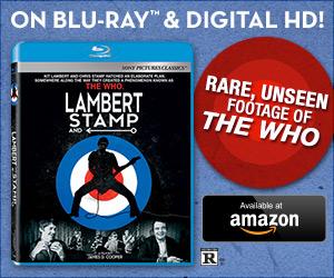 Lambert & Stamp DVD