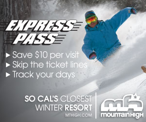 Mountain High Express Pass