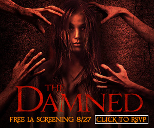 The Damned Screening