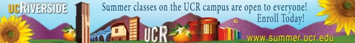 UCR Summer 2015